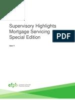 Supervisory Highlights
