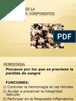 (2) - HEMOSTASIA - Fisiopatología.ppt