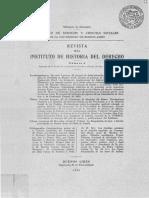 Revista Historia del Derecho nº 5 1953