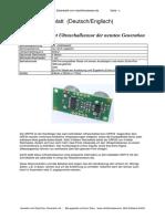 SRF05 Datasheet