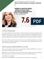 07-06-16 Yunes vs Yunes y Cuitláhuac en 2018; Eruviel no es Duarte. Pavlovich y Murat como antídotos. -SDPNoticias