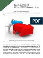 ANÁLISIS DEL BORRADOR INTERNACIONAL DIS ISO 9001_2015 - PARTE I - copia.pdf