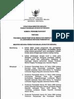 permen-pan-09-2007-Pedoman Penetapan Indikator Kinerja Instansi Pemerintah