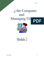 F3 Module2 Notes