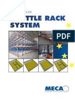 MECA Operations Manual - Shuttle Rack System