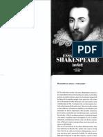 Ensayos Sobre Shakespeare