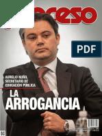 GradoCeroPress Revista Proceso 2068