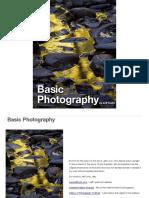Basic Photography Book