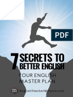 7 Secrets to Better English