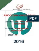 Psicologia Oncologica