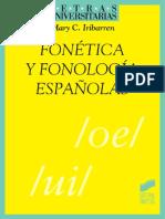 Fontica y Fonologia Española