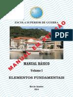 Manual Básico Vol I 2014 - ESG