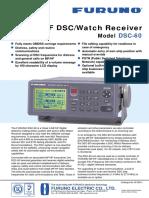 DSC60 Brochure