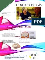 Bases neurologicas de las emociones
