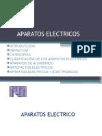 aparato electrcico