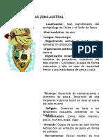Pueblos Originarios de Chile Zona Austral