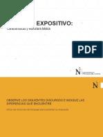 Sesión 06 - Texto Expositivo y Su Estructura