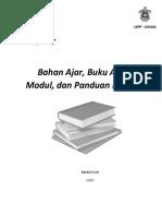 Format Buku Ajar
