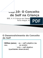 Cap10_ o Conceito de Self Na Crianã‡A