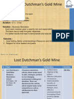 Quint's Lost Dutchman's Gold Mine