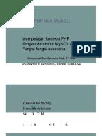 Php Mysql Versi 1 Final Fix (rec)