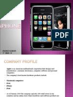 iPhone Marketing Mix