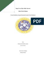 Tugas Essay UAS Etika Profesi Hukum