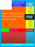 Manual TocoCirugia