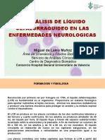 El Análisis de Líquido Cefalorraquídeo en Las Enfermedades Neurológicas