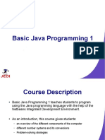 JEDI Slides Intro1 Chapter00 Introduction