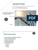Prm2009 Wilkins Csp Overview