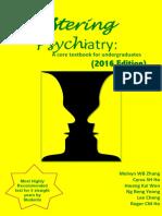 Mastering Psychiatry 2016