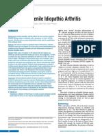 Uveitis in Juvenile Idiopathic Arthritis 2