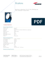 HP8-102-P1A 2.4m