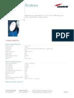 HP10-105-P1A 3.0m