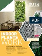 Indoor Plant Brochure 2014
