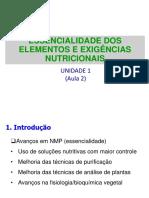 3-Essencialidade Macro e Micronutrientes