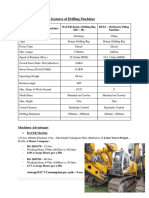 Compare in the Features of Drilling Machines