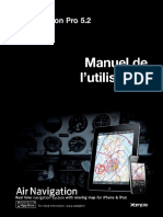 FRENCH Air Navigation Pro 5 2 User Manual