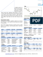 Equity Market Updates and Tips
