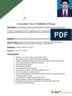 Mahddid CV