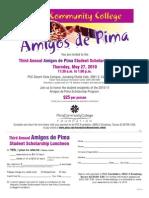 Amigos de Pima Flyer 1004cp3d