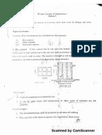 Design of sub structures