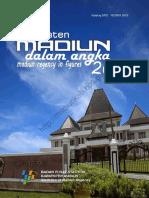 Kabupaten Madiun Dalam Angka 2015