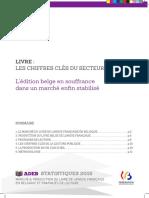 Edition en Belgique