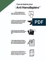 Carti Anti Homosapiens