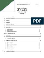 SY325 2.2