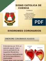 Sindromes Coronarios Geriatria Point