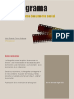 La Fotografia Como Documento Social (Cronograma) // OrigenArts.com