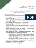 T2Bugetul Asigurarilor Sociale de Stat Si Bugetele Locale